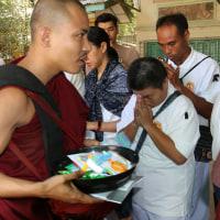 ミヤンマー チャッカワイン僧院 5