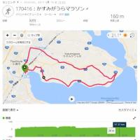 かすみがうらマラソン2017