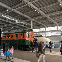 関西出張記2016 その3〜京都鉄道博物館〜