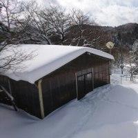 雪かき目線