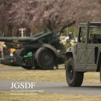 松本駐屯地記念行事 2017 その8  模擬戦闘訓練展示 終了後