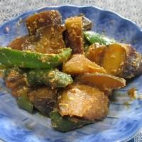 お昼ご飯は鮭のハラス焼き