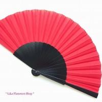 軽い、安い、片面アバニコ『アバニコ 3303 片面 32センチ 赤x黒スペイン直輸入ペリコン』