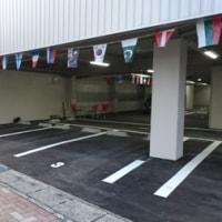 駐車場の件でのお知らせ
