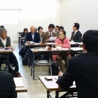 三重県商工団体連合会の三重県要請行動に参加
