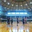 7/21(金)練習試合(平塚総合体育館)