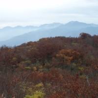 海谷山塊 駒ヶ岳~鬼ヶ牙山~鋸岳縦走