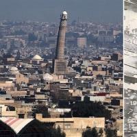 IS最高指導者が、「カリフ制国家」の樹立を宣言したモスクを爆破。