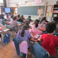 今日の学校風景【10月25日(火)】
