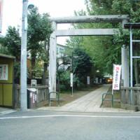 南北線本駒込駅(本駒込三丁目 天祖神社)