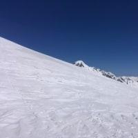 スキー日記-64日目-立山
