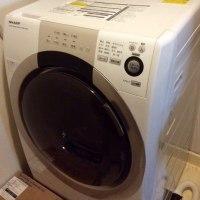 洗濯機買いましたー