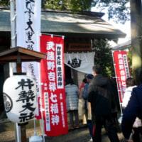 武蔵野吉祥七福神めぐり(東京・武蔵野市) in 2017