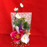 最新のお正月飾り!花羽子板作りませんか?