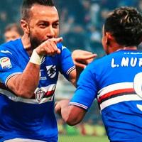 2016-17 SERIE A 第9節 SAMPDORIA 2-1 GenoaMerda ジェノヴァの覇権は再び我らの元に!!!