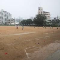坂下FC日曜日のトレーニング