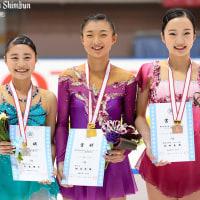全日本ジュニア2016の白岩優奈さんと横井ゆは菜さん