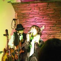 先日のライブ写真を下北沢BREATHの方から頂きました!