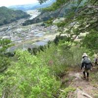今年の山開き参戦は、只見の山からスタート。   只見町/ 要害山