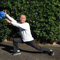 美濃部副市長の台湾ハーフマラソン応援気分でマラソン10キロトレーニング