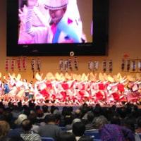 秋の阿波踊り開幕