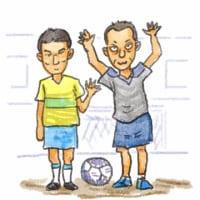 チビサツマヘコサッカーコーチ!