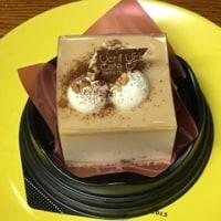 uchi cafe ブロンドチョコレートのスペシャルケーキ