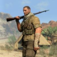Sniper Elite 3 日本語化