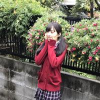 小栗有以さん、オフショット画像「BUBKA(ブブカ)1月号」