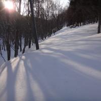 平標山 ヤカイ沢 山スキー