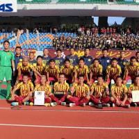 第95回 全国高校サッカー選手権大会 長崎県大会 決勝報告(写真をアップしました)