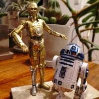 R2D2とC3POを作ってみた。
