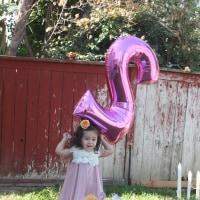 雛、2歳のお誕生日おめでとう!