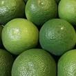 緑のミカン?