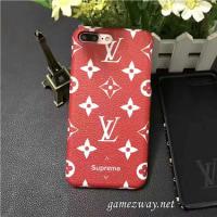 LVルイヴィトン SUPREMEシュプリームiphone6/6plus iphone7/7plusブランドケース
