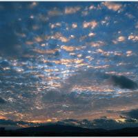 定点からの夕景(Oct23)