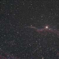 網状星雲 はくちょう座NGC6960