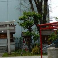 西新宿 成子天神社