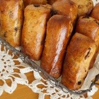 プルーンいっぱいのパン