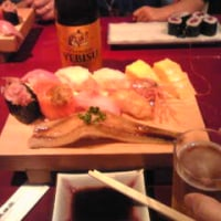 熱海駅すぐの寿司屋でお昼