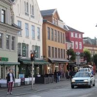 ベルゲン市街地③