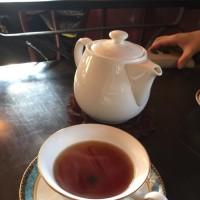 ぴーと紅茶のアリエル