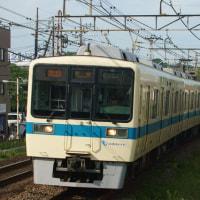 2017年5月24日 小田急  柿生   8054F