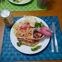 5/18お弁当と、洋風ワンプレートな夜ご飯