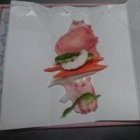 豚肉の野菜巻き~♪