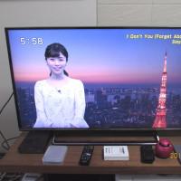 ☆2月17日  [暇ネタ]モーサテお天気情報、伊藤京子サマ(その1)