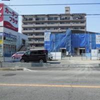 広島県福山市東深津町3丁目13・積水ハウスの賃貸住宅新築工事