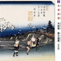 中山道を歩く(大宮宿→桶川宿 15.8Km)