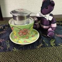 モンスーンカフェ茶屋町店でお茶しました~