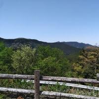 埼玉県毛呂山町周辺の林道(野末張見晴台) 2017/5